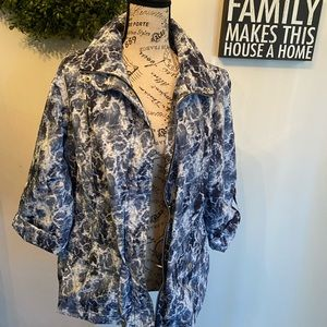 Style and Co Jacket Sz PM